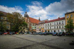 Jazda po pijanemu Kraków